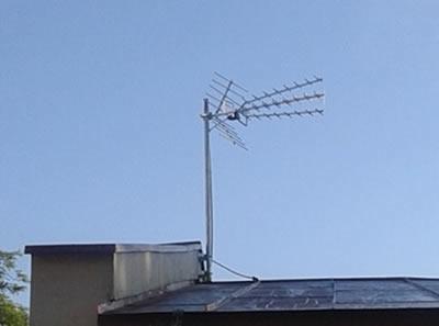 montaż anteny dvb-t